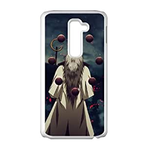 LG G2 Cell Phone Case White madara Phone cover T7417496