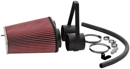 K&N 63-1014 AirCharger Performance Air Intake System
