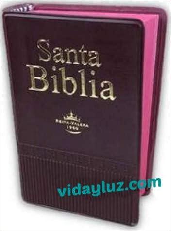 Biblia Mini Bolsillo / Mini Pocket (Spanish Edition): Bible ...