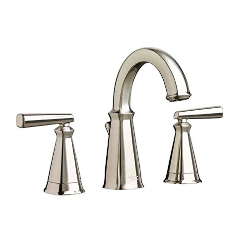 (American Standard 7018801.295 Edgemere Widespread Bathroom Faucet 8