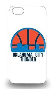 Flexible Tpu Back 3D PC Case Cover For Iphone 5c NBA Oklahoma City Thunder Logo ( Custom Picture iPhone 6, iPhone 6 PLUS, iPhone 5, iPhone 5S, iPhone 5C, iPhone 4, iPhone 4S,Galaxy S6,Galaxy S5,Galaxy S4,Galaxy S3,Note 3,iPad Mini-Mini 2,iPad Air )