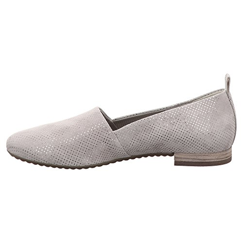 Paul Green Ballet Flats Cloud Silver 249 4243 Women's UUnF4wdqr