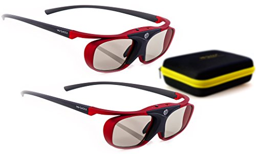 "2x Hi-SHOCK RF Pro ""Scarlet Heaven"" 
