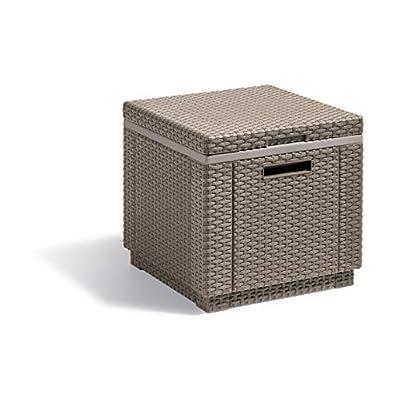 Allibert Kühlbox/Beistelltisch Ice Cube