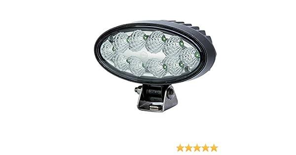 Derecha HELLA 1GB 996 486-001 LED Faro de trabajo