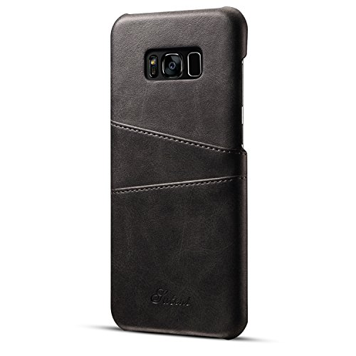 Samsung Galaxy S8 Case Wallet Case Vault Slim Card Case Protective Phone Cover for Galaxy S8