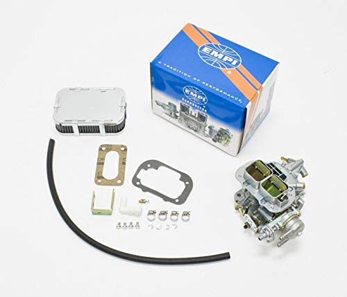 - Empi 32/36A Carburetor Kit - Water Choke Fits BMW 68-76 2002 1970cc 2-BBL Solex