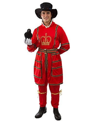 [Adult Beefeater Costume] (Beefeater Costumes)