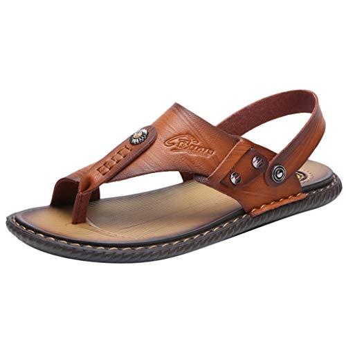 Price comparison product image Seaintheson Men's Flat Sandals