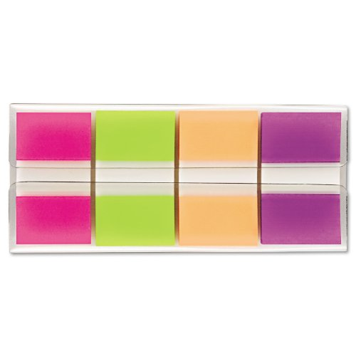 Post-it 680PGOP2 Post-it Portable Flags, 1'', 160/PK, Bright Assorted by Post-it