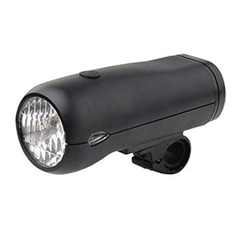Lampe avant avec bloc d'alimentation intégré de batterie