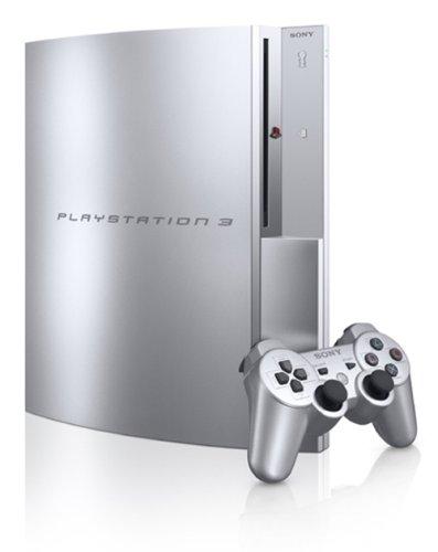 プレイステーション3本体 サテンシルバー(HDD 80GB)