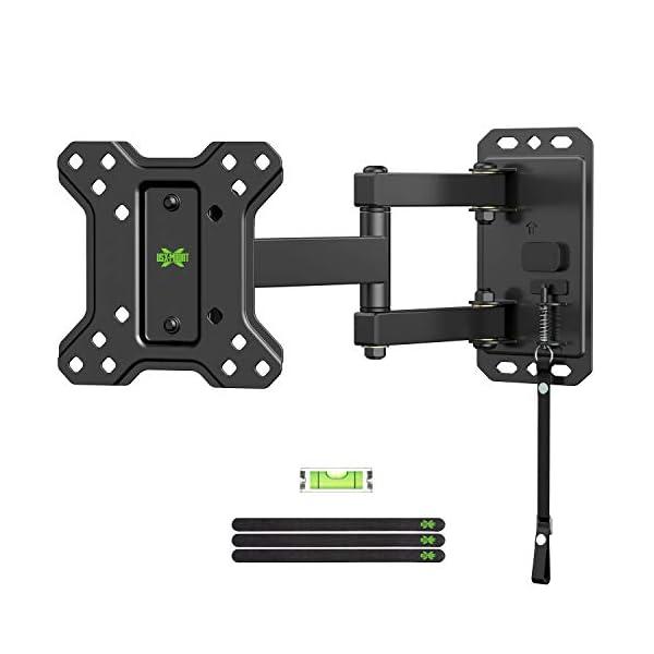 41WDp DoaVL USX-MOUNT Monitor/TV Halterung für Wohnmobil/RV/Campingwagen, passend für 10-26 Zoll TVs mit VESA 50x50-100x100mm bis zu…