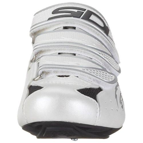 unisex Zapatillas Blanco de ciclismo Sidi Y48Ugq