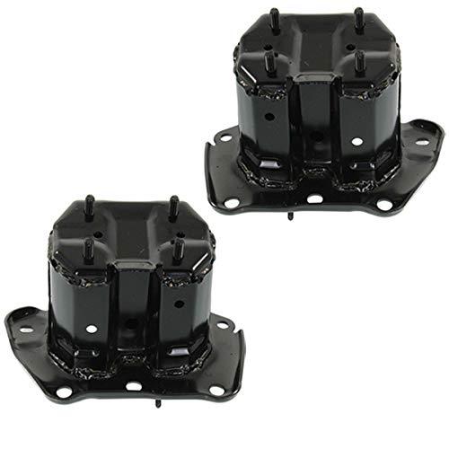 Koolzap For 13-18 Altima & 16-18 Maxima Front Bumper Reinforcement Bracket SET PAIR