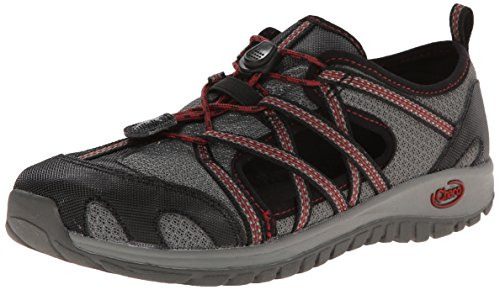 - Chaco Ootcross Kids Hiking Shoe (Toddler/Little Kid/Big Kid), Gunmetal, 12 M US Little Kid