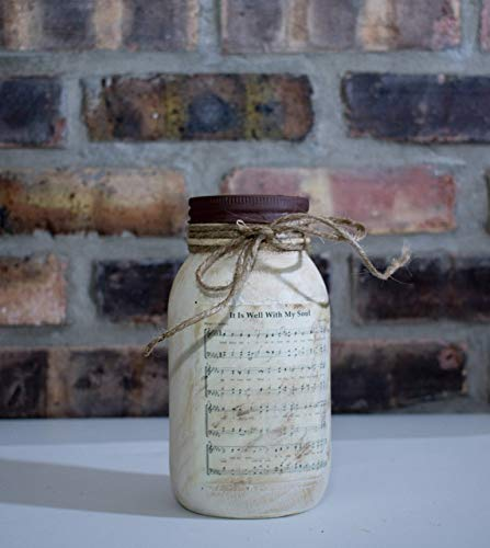 Painted, Rustic