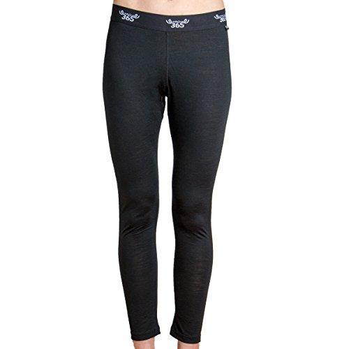 Merino 365 Womens Slim Pant, New Zealand Merino Baselayer