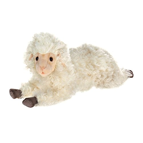 Hansa Little Lamb Sheep Plush Animal Toy, Approximately 18""