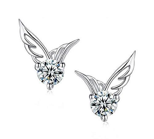 [해외]1st market 레이디스 피어스 천사 날개 귀걸이 귀걸이 인기 / 1st Market Ladies Earrings Angel Wings Earrings Earrings Ear ornament popular