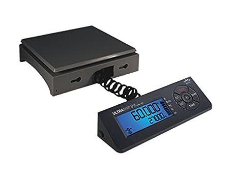 Báscula de correo pèse-colis capacidad 27 kg/lectura con 2 G y 5 G cable USB: Amazon.es: Oficina y papelería