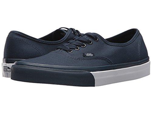 Vans Autentici Scarpe Da Skateboard Uomo Vn-0a38em (mono Paraurti) Abito Blues / True White