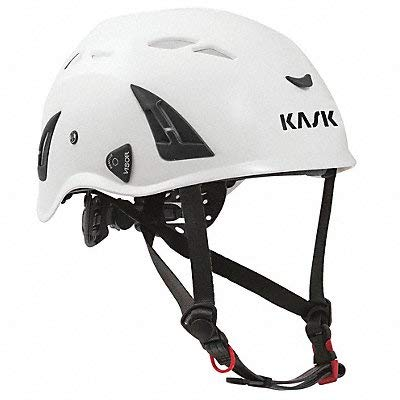 Work/Rescue Helmet, Super Plasma, White