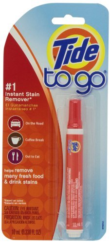 (Tide to Go Instant Stain Remover 0.33 oz (Pack of 2))