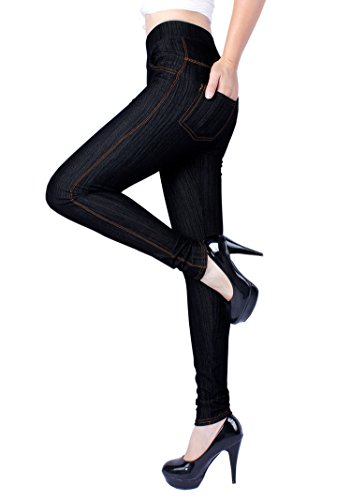 Elastic Skinny Trousers Pencil Bottom