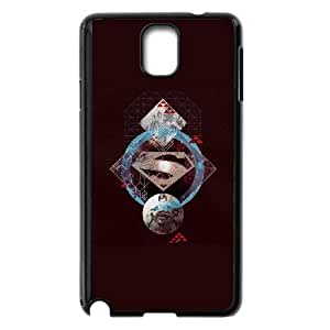 Purple Superman Collage Samsung Galaxy Note 3 Cell Phone Case Black DIY TOY xxy002_883461