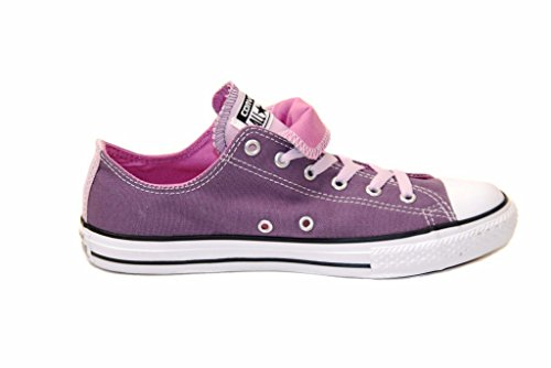 Converse Junior CT All Stars 651728C Sneakers Purple Size UK - Sizes Junior Uk