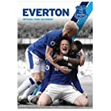 Everton FC 2018 Football Calendar (A3)