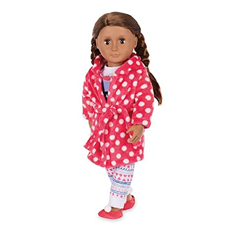 4e12c70704 Amazon.com  Our Generation Dolls Snuggle Up Deluxe Pajama  Toys   Games