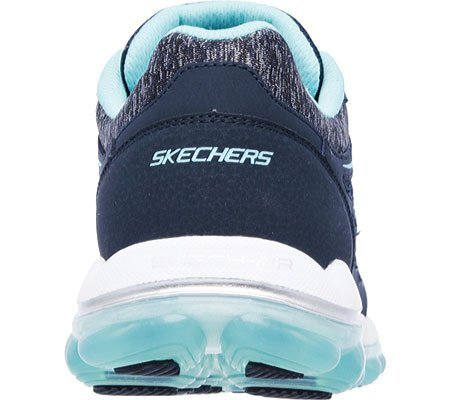 Skechers Sport Damen Skech Air 2.0 City Love Fashion Sneaker Marine