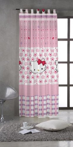 Amazon.de: Hello Kitty Schlaufenschal L 150 cm x 245 cm rosa