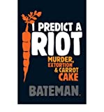 Front cover for the book I Predict a Riot by Colin Bateman