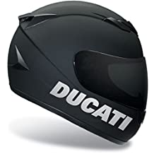 2 X Ducati Sticker for Helmet Decal Motorcycle Decal Sticker Buy 2 Set Get 3rd Free