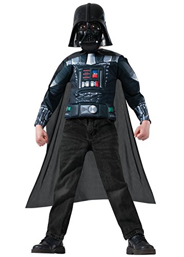 Darth Vader Toddler Costumes (Star Wars Darth Vader Muscle Chest Shirt)