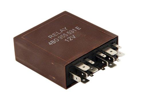 MTC 4810 / 4B0-955-531E Intermittent Wiper Relay (for Audi/Volkswagen Models)