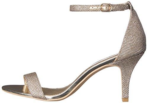 Bandolino Women S Madia Dress Sandal Gold Glamour 9 M Us