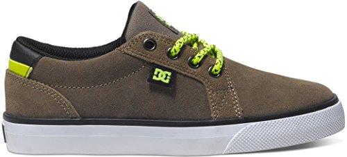 Exclusivo Gran Venta Venta En Línea DC Shoes Sneaker Uomo Marrone Marrone Barato Con Mastercard El Más Barato En Línea Barata 9EAnN