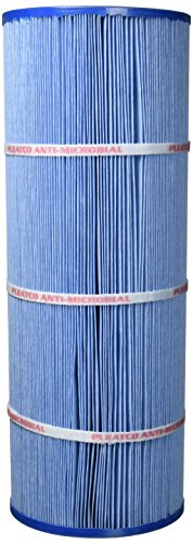 Pleatco PWWDFX75-M Antimicrobial Cartridge/Grid Replacement for Upgrade to Dynaflo Xl Skim Filter