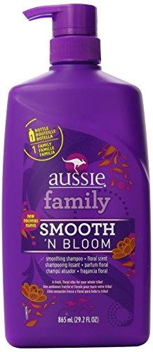Aussie Lisser 'N Bloom Lissage Shampooing 29,2 Fl Oz