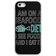 Diet Food Saying Funny I See Food iPhone 5 / 5S Case | Wellcoda