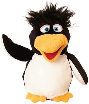 Silly Puppets Penguin 17 inch