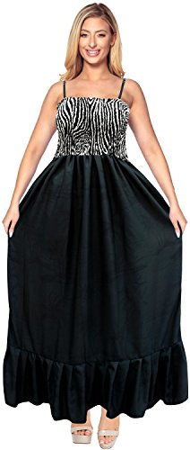 halter animal print dress - 4