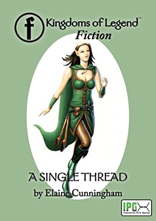 book cover of A Single Thread