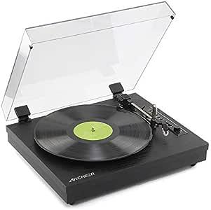 Amazon.com: Ultra Slim Wireless Bluetooth speakers- A110 ...