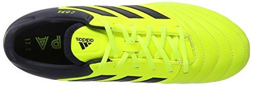 adidas Copa 17.2 FG, Scarpe da Calcio Uomo Giallo (Solar Yellow/Legend Ink/Legend Ink)