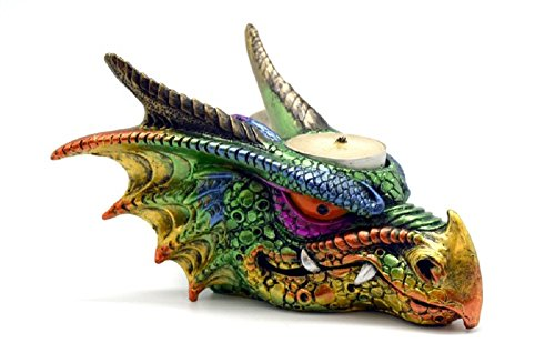 New Dragon Candle Holder - 1